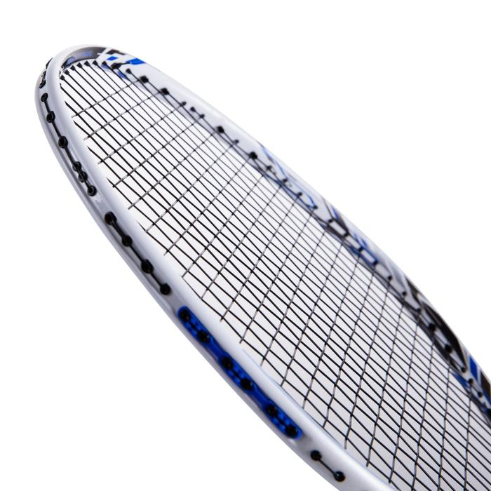 Badmintonschläger BR 590 V Shape Erwachsene weiß