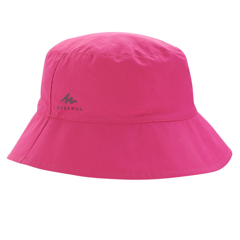 Kids' 2 to 6 Years Hiking Hat MH - pink