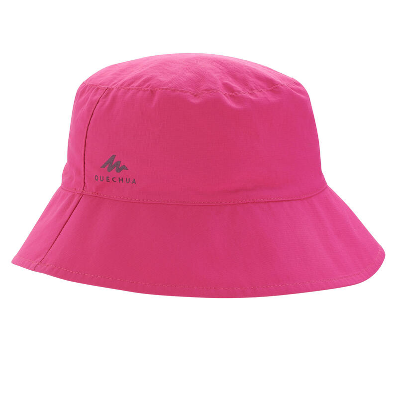 Kids Hiking Sun Hat 2-6 YEARS MH - PINK