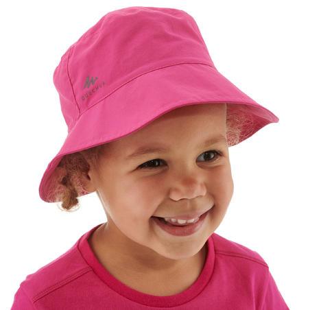 Sombrero de senderismo júnior BOB MH KID rosa 3 a 6 años