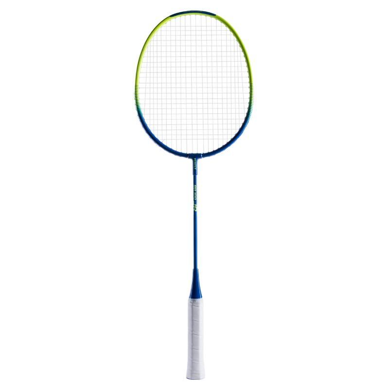 DĚTSKÉ RAKETY NA BADMINTON RAKETOVÉ SPORTY - RAKETA BR100 MODRO-ŽLUTÁ PERFLY - Badminton