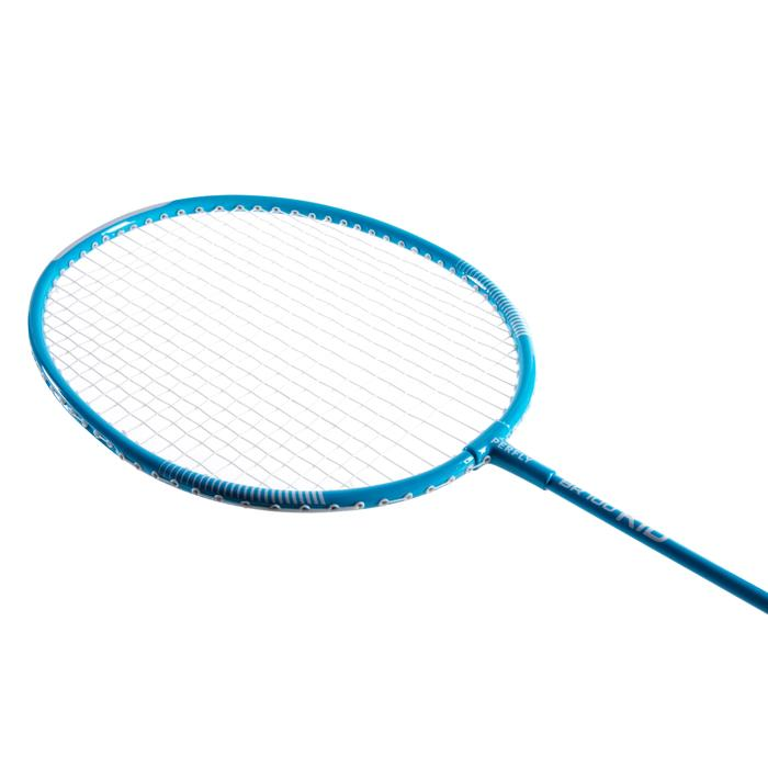 BOY'S BADMINTON RACKET BR 100 BLUE