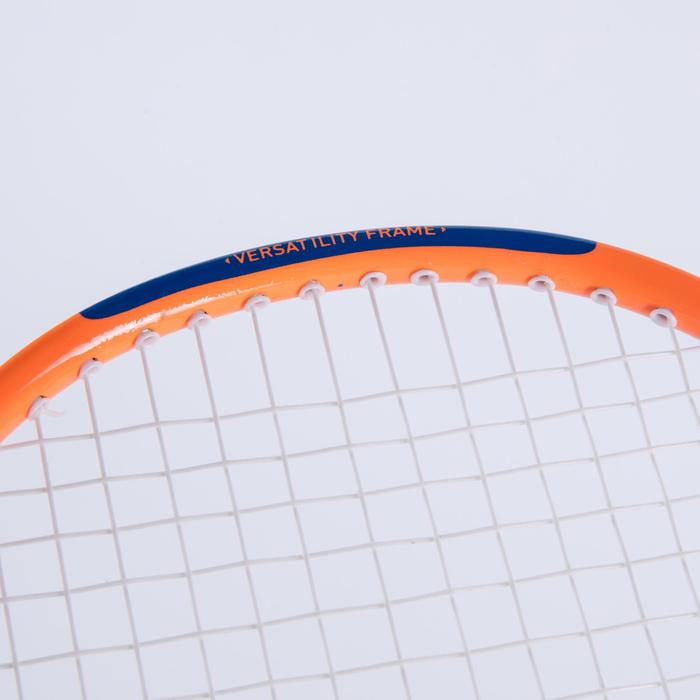 Badmintonschläger BR 100 Kinder blau/orange