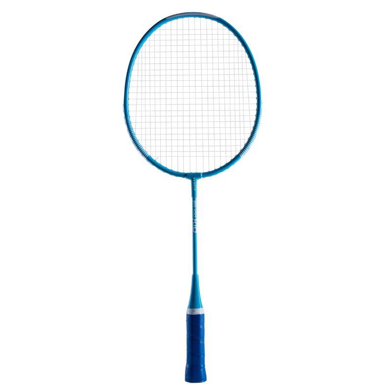 Racchetta badminton junior BR100 azzurra
