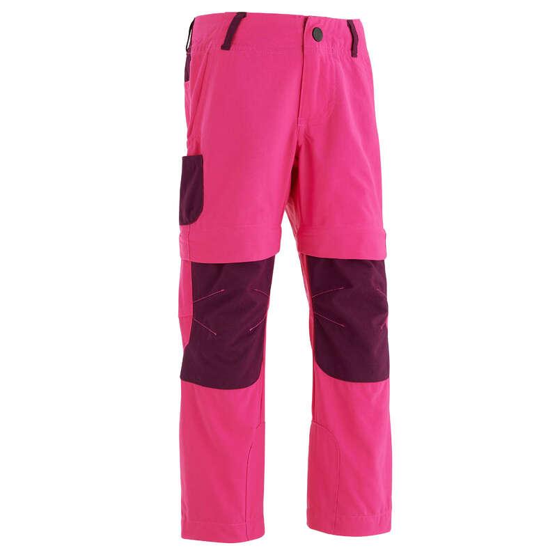 Fiú póló, kabát nadrág, rövidnadrág 2-6 év - Gyerek nadrág MH550 QUECHUA