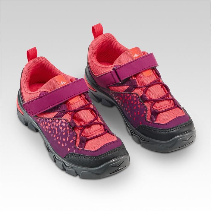 MH120 Kids' Walking Shoes - Purple