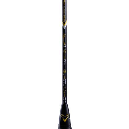 Ракетка 500 для бадмінтону, для дорослих - Чорна/Жовта