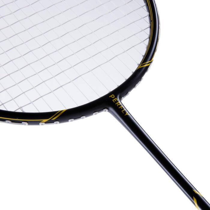 Raquette De Badminton Adulte BR 500 - Noir/Jaune