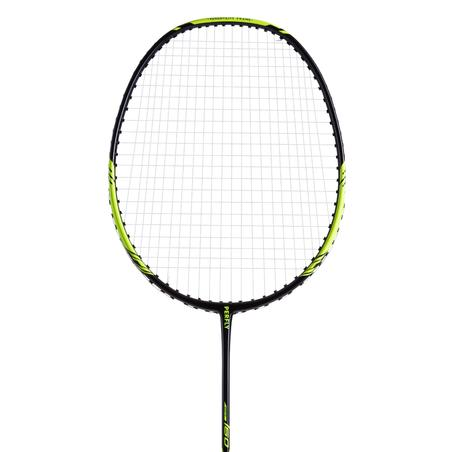 """Pieaugušo badmintona rakete """"BR 160"""", melna/zaļa"""
