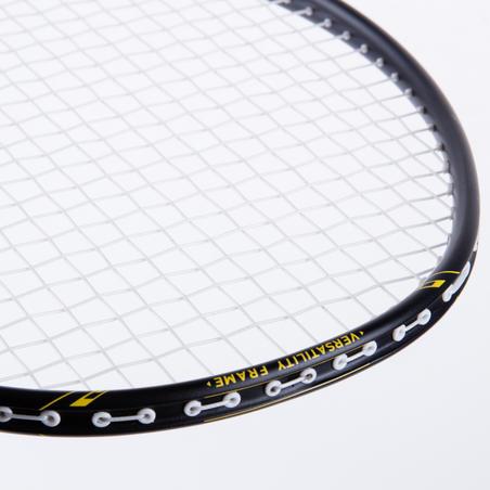 "Pieaugušo badmintona rakete ""BR 500"", melna/dzeltena"