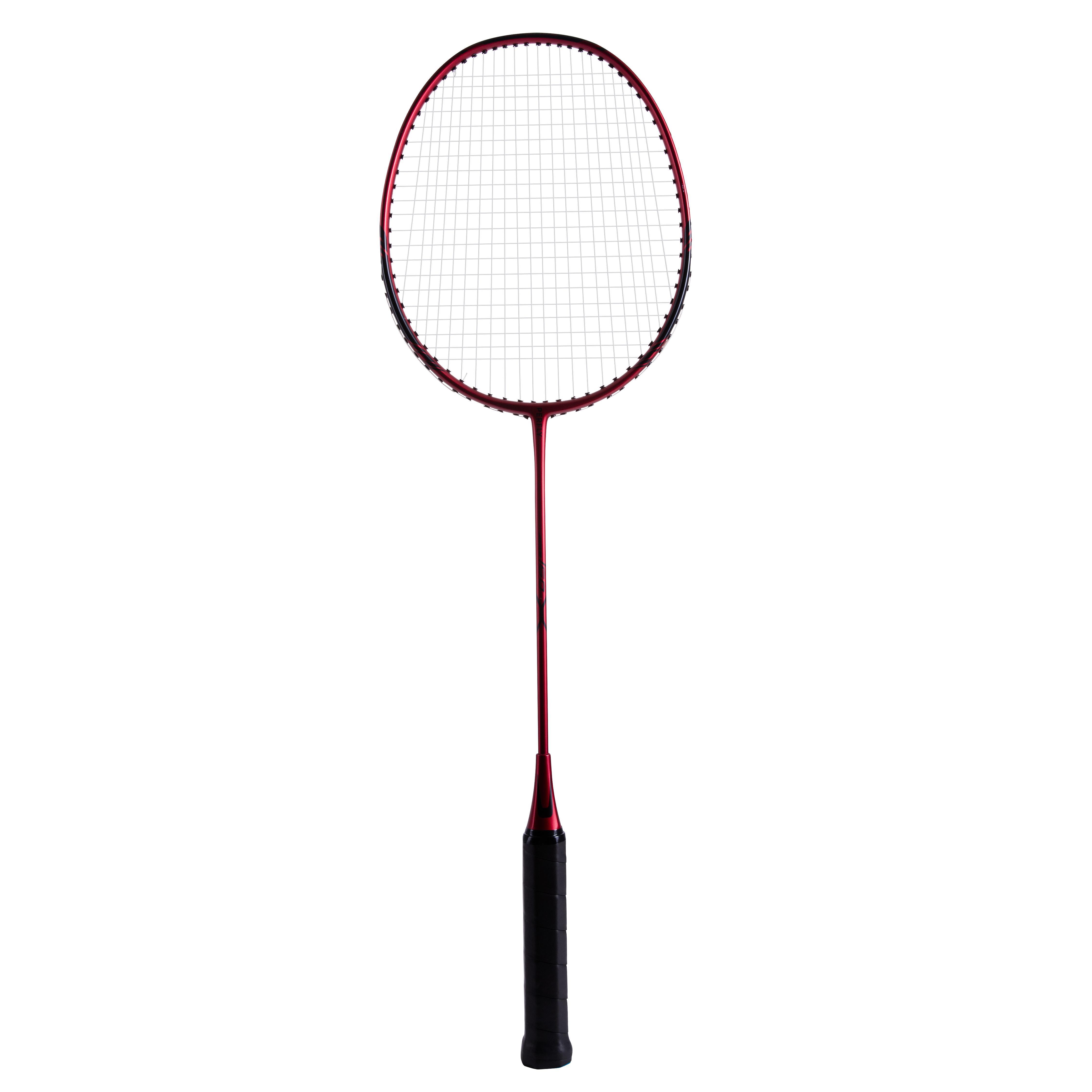 Perfly Badmintonracket BR160 voor volwassenen donkerrood kopen