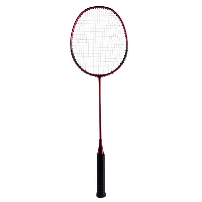 RAKETY NA BADMINTON DOSPĚLÍ RAKETOVÉ SPORTY - RAKETA BR160 ČERVENÁ  PERFLY - Badminton
