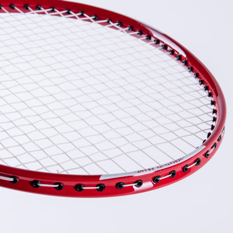 ADULT BADMINTON RACKET BR 100 RED