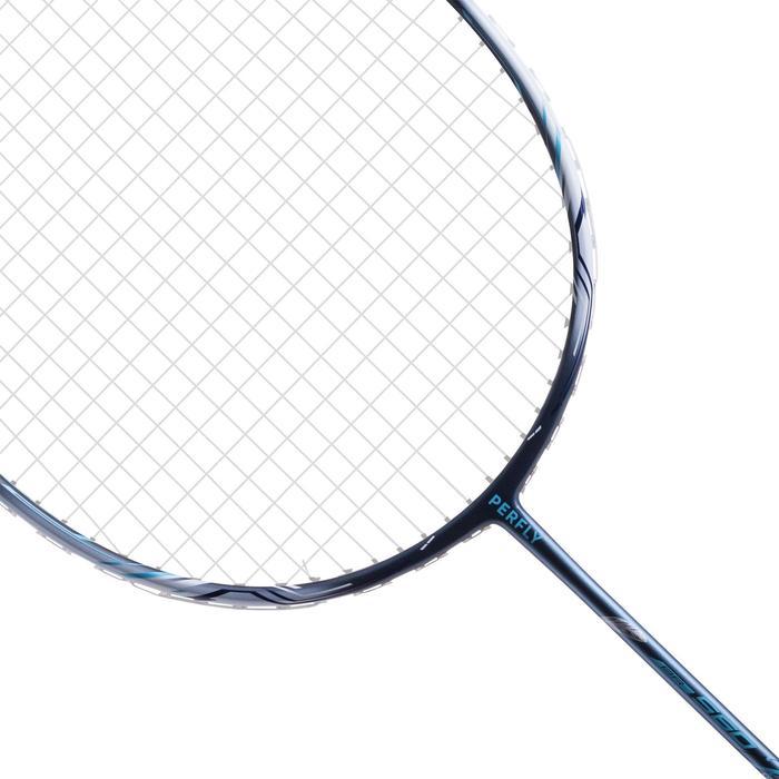 Raquette de Badminton Adulte BR 560 Lite - Gris/Bleu
