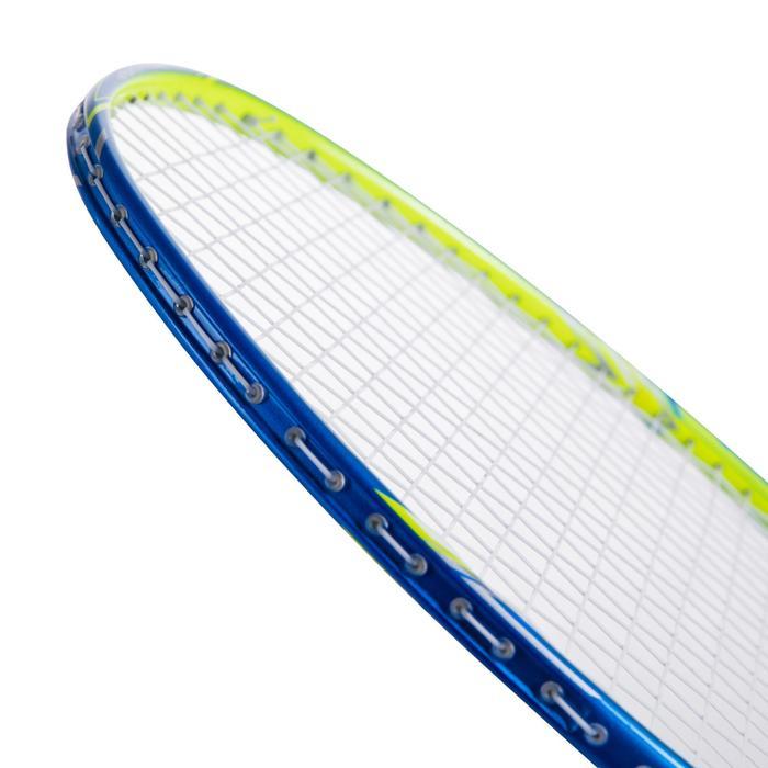 Badmintonracket voor kinderen BR 560 Lite blauw/geel