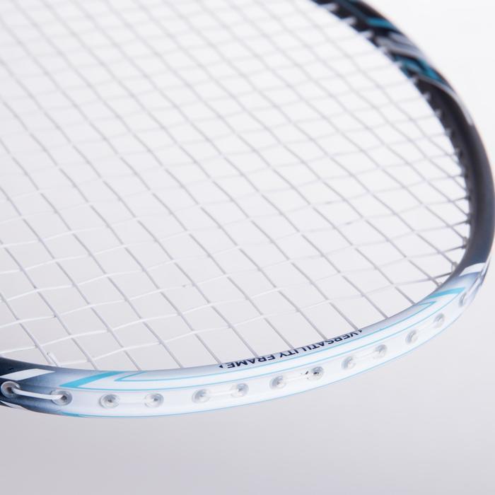 Badmintonracket voor volwassenen BR 560 Lite grijs/blauw