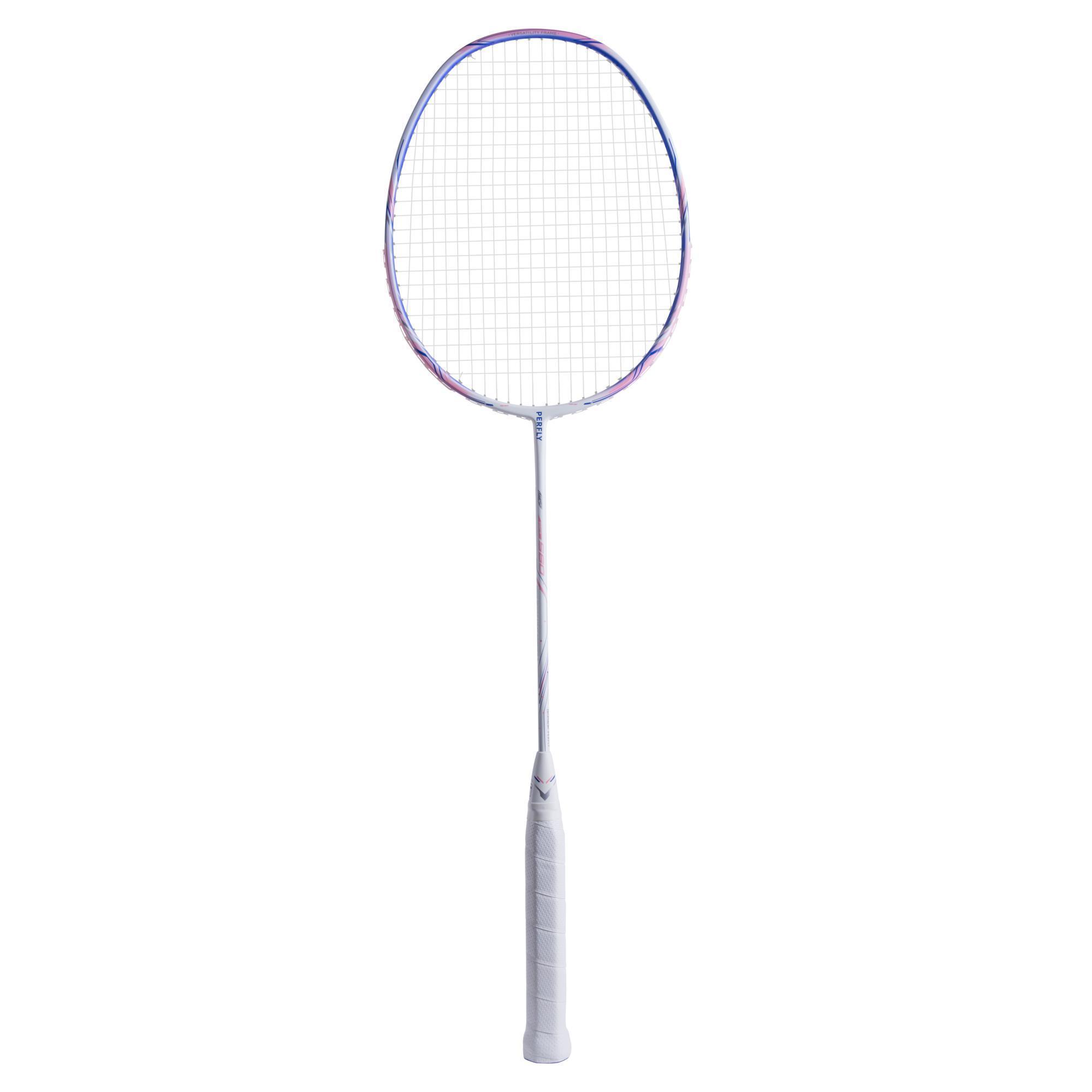 Perfly Badmintonracket voor volwassenen BR 560 Lite roze kopen