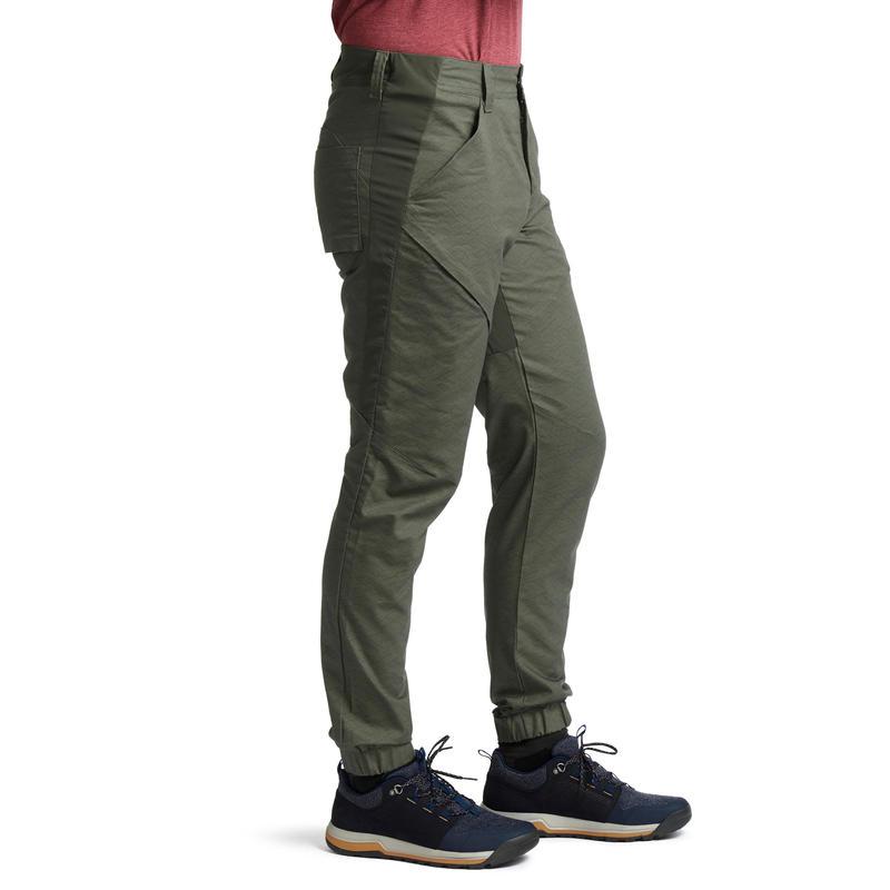 carriera carta fattibile  NH500 Men's Walking Trousers - Brown
