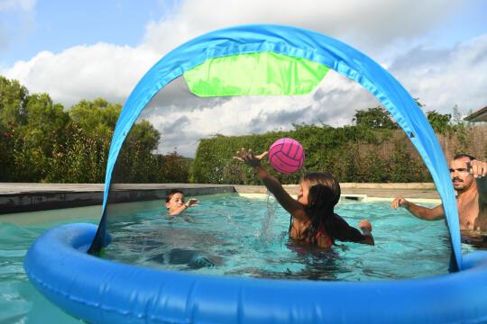 jogos-aquáticos-em-família