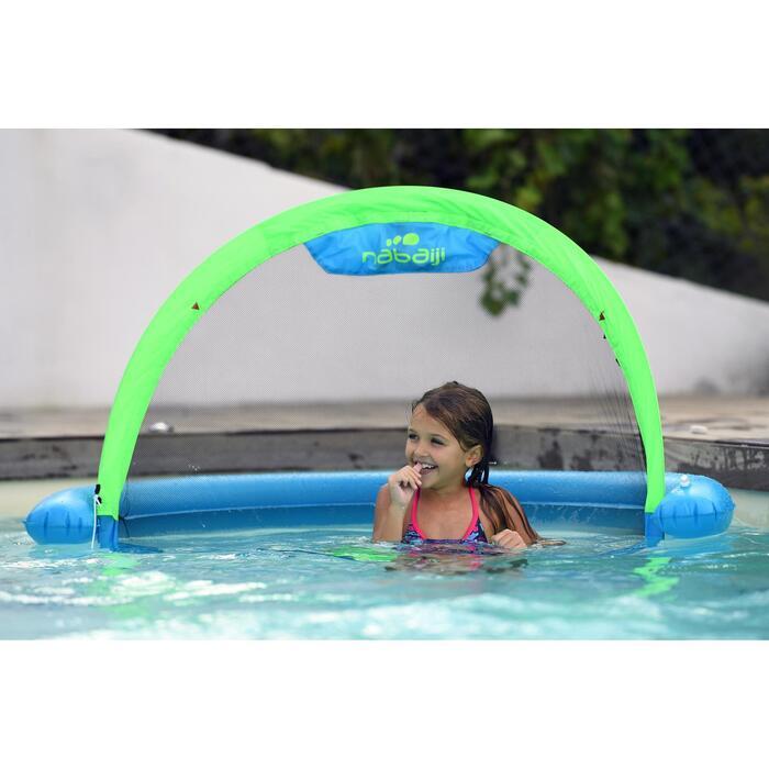 Cage water polo up bleu
