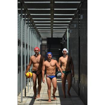 Zwemslip voor waterpolo voor heren 500 Shark groen