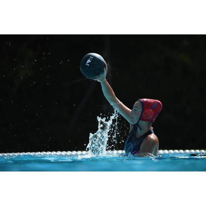 Verzwaarde waterpolobal 500 van 800 g maat 4