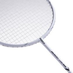 ADULT BADMINTON RACKET BR 500 WHITE