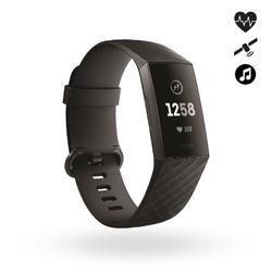 Activity tracker Charge 3 zwart