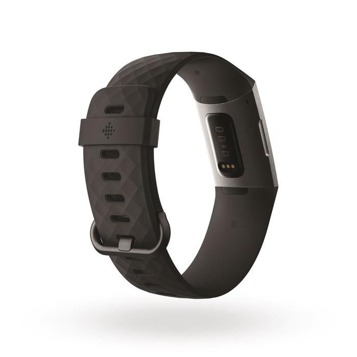 Bracelet d'activité Charge 3 noir