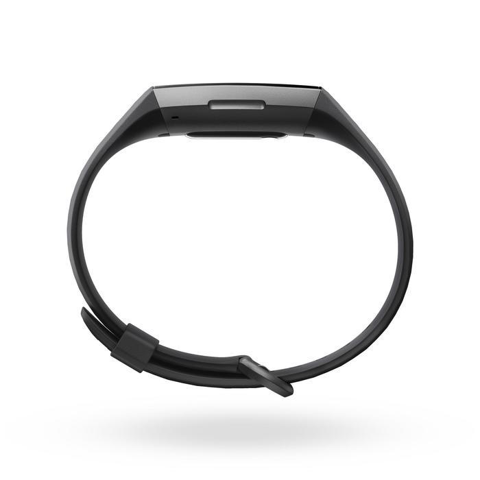 Pulsera de Actividad Fitbit Charge 3 Negro