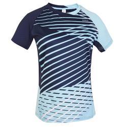 女款T恤560-藍色及軍藍配色