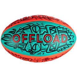 Bal voor beach rugby Tiki R100 maat 4