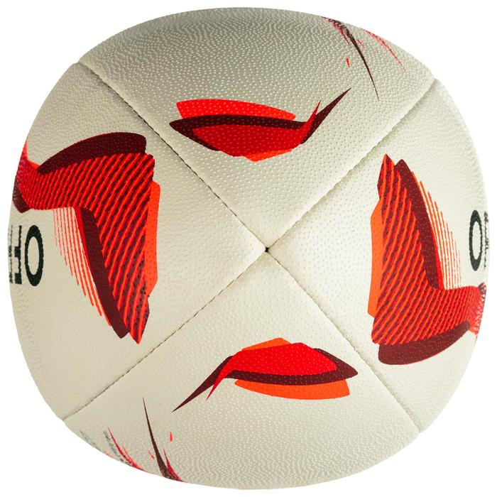 5號橄欖球R500-紅色