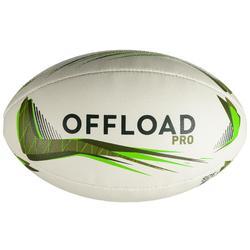 Rugbybal R900 maat 5 groen