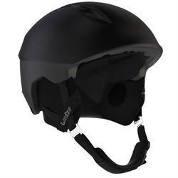 Skihelm H-PST 900 Erwachsene schwarz und grau