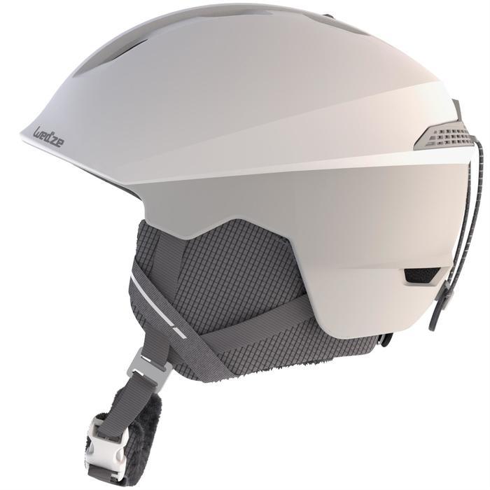 Skihelm H-PST 900 wit
