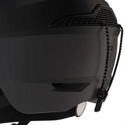 M Adult D-Ski Helmet PST 900 - Black