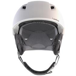 Skihelm voor pisteskiën volwassenen H PST 900 wit