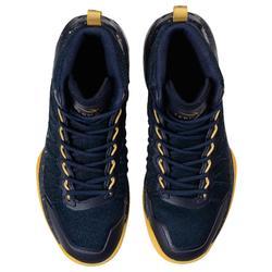 Chaussure de Basketball adulte confirmé Homme/Femme Shield 500 bleu or