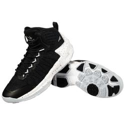 Zapatilla Baloncesto adulto perfeccionamiento Hombre/Mujer Shield 500 ngr blanco
