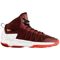 Men's Basketball Shoes Shield 500 - Burgundy/Red