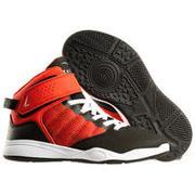Basketball Shoes Boys'/Girls' SE100 - Black/Red