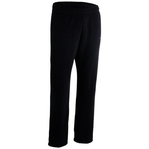 pantalon de basket pour homme debutant p100 noir