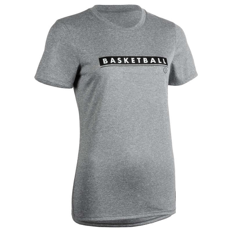 Női kosárlabdacipő Felsőruházat - Női kosárlabda póló BBL TS500 TARMAK - Felsőruházat