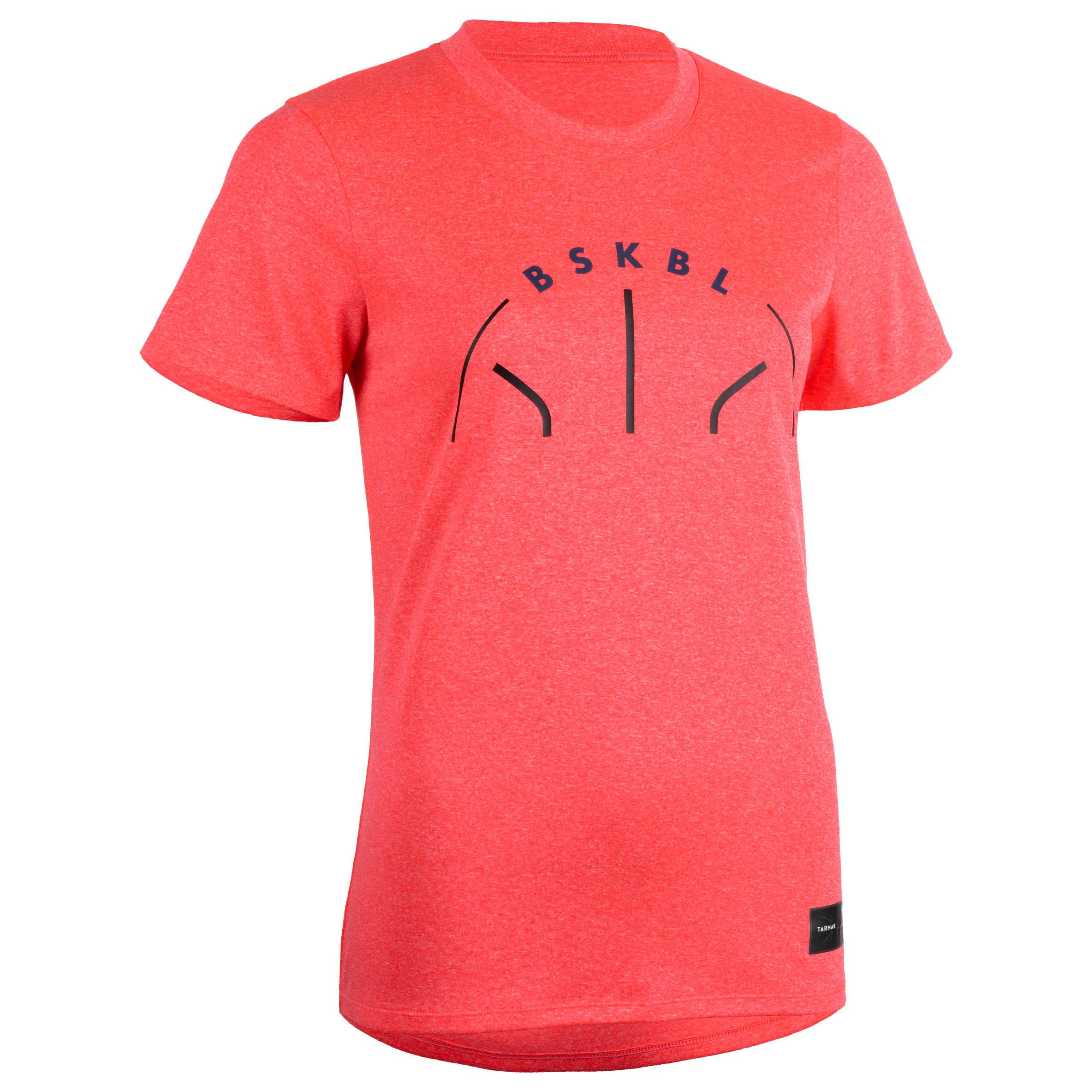 Basketballshirt Trikot TS500 Damen rosa