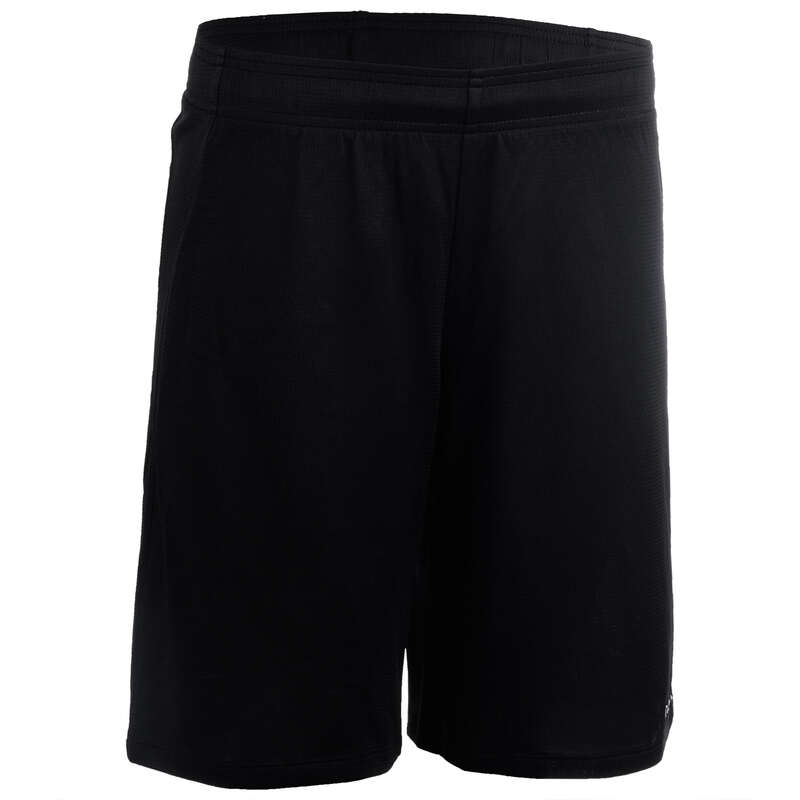 WOMAN BASKETBALL OUTFIT Basketball - SH100 Women's Shorts - Black TARMAK - Basketball