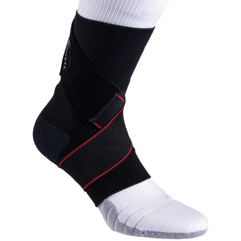 Tobillera izquierda/derecha sujeción de ligamentos Hombre/Mujer STRONG 100 NG