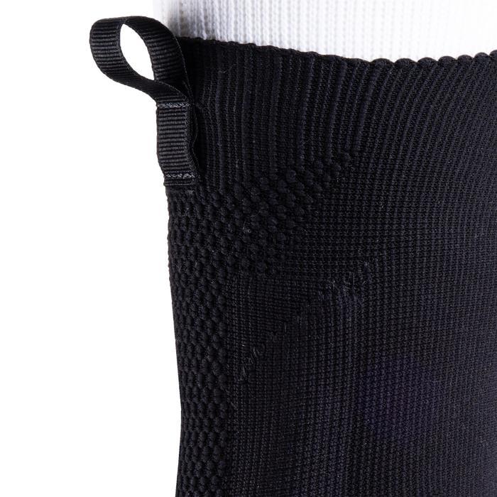 Knöchelbandage Soft 900 links/rechts propriozeptiv Erwachsene schwarz
