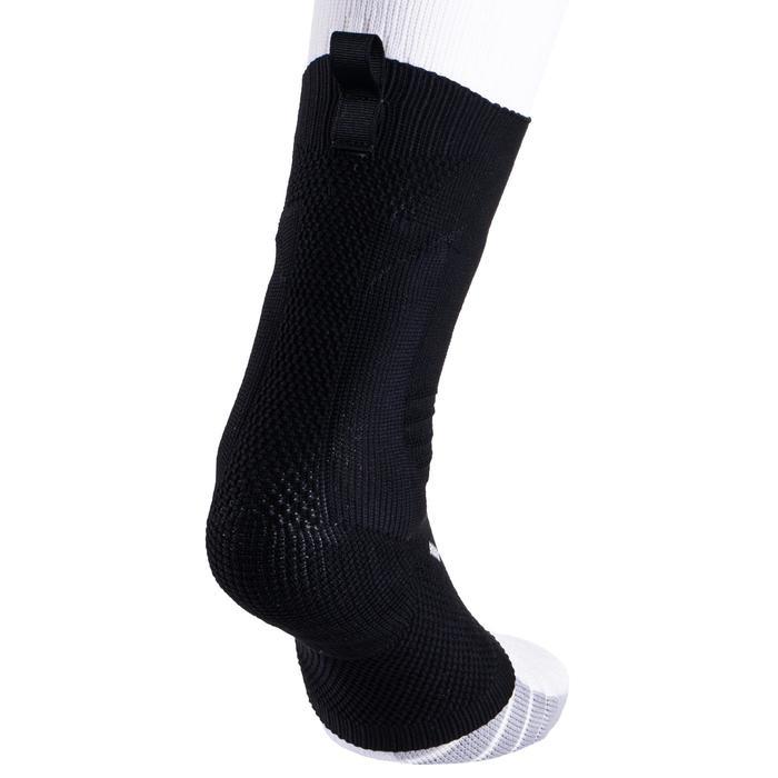 成人款左右腳通用本體感覺護踝Soft 900-黑色