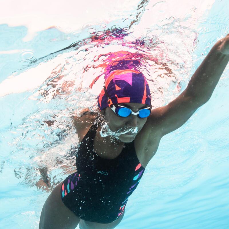 游泳時正確呼吸的重要性
